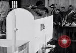 Image of US Army aviator training in simulators World War 1 United States USA, 1917, second 3 stock footage video 65675028340