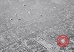 Image of World War 1 US Army aviation cadets fly over New York Cityy New York United States USA, 1917, second 6 stock footage video 65675028342