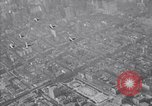 Image of World War 1 US Army aviation cadets fly over New York Cityy New York United States USA, 1917, second 7 stock footage video 65675028342