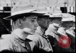 Image of US Army World War 1 aviator training graduation United States USA, 1917, second 10 stock footage video 65675028346