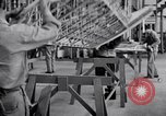 Image of Stearman factory Wichita Kansas USA, 1934, second 3 stock footage video 65675028348