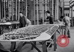 Image of Stearman factory Wichita Kansas USA, 1934, second 10 stock footage video 65675028348