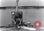 Image of marine borer Edgewood Arsenal Maryland USA, 1930, second 10 stock footage video 65675028369