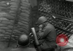 Image of US soldiers Korea, 1953, second 2 stock footage video 65675028424
