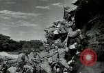 Image of 1st Infantry Division in invasion of Europe Normandy France, 1944, second 5 stock footage video 65675028435