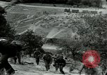 Image of 1st Infantry Division in invasion of Europe Normandy France, 1944, second 7 stock footage video 65675028435