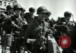 Image of 1st Infantry Division in invasion of Europe Normandy France, 1944, second 12 stock footage video 65675028435