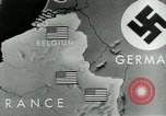 Image of U.S. Army 1st Infantry Division at Battle of Bulge and in Germany Western Front European Theater, 1945, second 1 stock footage video 65675028436