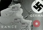 Image of U.S. Army 1st Infantry Division at Battle of Bulge and in Germany Western Front European Theater, 1945, second 2 stock footage video 65675028436