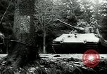 Image of U.S. Army 1st Infantry Division at Battle of Bulge and in Germany Western Front European Theater, 1945, second 6 stock footage video 65675028436
