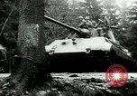 Image of U.S. Army 1st Infantry Division at Battle of Bulge and in Germany Western Front European Theater, 1945, second 7 stock footage video 65675028436