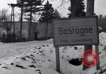 Image of wrecked vehicles Bastogne Belgium, 1945, second 6 stock footage video 65675028441