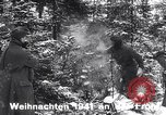 Image of German troops in Winter Russian front, 1942, second 2 stock footage video 65675028443