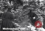 Image of German troops in Winter Russian front, 1942, second 3 stock footage video 65675028443