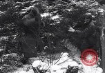 Image of German troops in Winter Russian front, 1942, second 6 stock footage video 65675028443