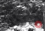 Image of German troops in Winter Russian front, 1942, second 7 stock footage video 65675028443