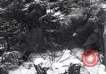 Image of German troops in Winter Russian front, 1942, second 8 stock footage video 65675028443