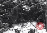 Image of German troops in Winter Russian front, 1942, second 9 stock footage video 65675028443
