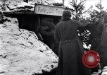 Image of German troops in Winter Russian front, 1942, second 10 stock footage video 65675028443