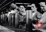 Image of American women war workers United States USA, 1941, second 10 stock footage video 65675028446