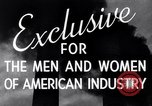 Image of American women United States USA, 1944, second 8 stock footage video 65675028447