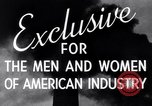 Image of American women United States USA, 1944, second 9 stock footage video 65675028447