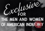 Image of American women United States USA, 1944, second 10 stock footage video 65675028447