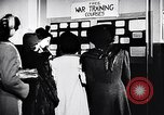 Image of American working women United States USA, 1943, second 5 stock footage video 65675028455
