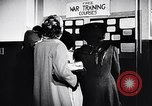 Image of American working women United States USA, 1943, second 6 stock footage video 65675028455