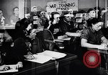 Image of American working women United States USA, 1943, second 9 stock footage video 65675028455