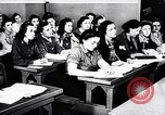Image of American working women United States USA, 1943, second 12 stock footage video 65675028455