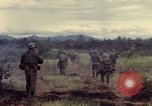 Image of United States Marines Con Thien Vietnam, 1967, second 10 stock footage video 65675028475