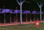 Image of K-9 sentry dogs Phu Cat Air Base Vietnam, 1969, second 3 stock footage video 65675028491