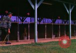 Image of K-9 sentry dogs Phu Cat Air Base Vietnam, 1969, second 4 stock footage video 65675028491