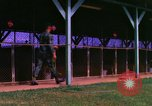 Image of K-9 sentry dogs Phu Cat Air Base Vietnam, 1969, second 5 stock footage video 65675028491
