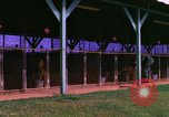 Image of K-9 sentry dogs Phu Cat Air Base Vietnam, 1969, second 12 stock footage video 65675028491