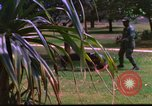 Image of K-9 sentry dog training Phu Cat Air Base Vietnam, 1969, second 3 stock footage video 65675028492