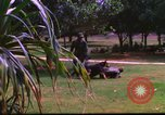 Image of K-9 sentry dog training Phu Cat Air Base Vietnam, 1969, second 4 stock footage video 65675028492