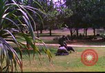 Image of K-9 sentry dog training Phu Cat Air Base Vietnam, 1969, second 7 stock footage video 65675028492