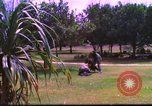 Image of K-9 sentry dog training Phu Cat Air Base Vietnam, 1969, second 8 stock footage video 65675028492