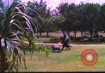 Image of K-9 sentry dog training Phu Cat Air Base Vietnam, 1969, second 9 stock footage video 65675028492