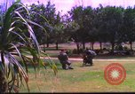Image of K-9 sentry dog training Phu Cat Air Base Vietnam, 1969, second 12 stock footage video 65675028492