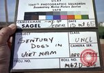 Image of sentry dogs Tan Son Nhut Air Force Base Vietnam, 1965, second 2 stock footage video 65675028498
