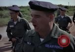 Image of sentry dogs Tan Son Nhut Air Force Base Vietnam, 1965, second 5 stock footage video 65675028500
