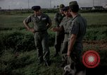 Image of sentry dogs Tan Son Nhut Air Force Base Vietnam, 1965, second 6 stock footage video 65675028511