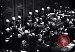 Image of Hermann Goering Nuremberg Germany, 1945, second 8 stock footage video 65675028529