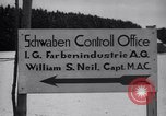 Image of IG Farben plant Ebenhausen Germany, 1945, second 10 stock footage video 65675028530