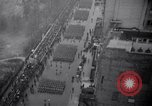 Image of Army Day celebration New York City USA, 1941, second 8 stock footage video 65675028537