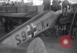 Image of Messerschmidt 110 Downey California USA, 1941, second 8 stock footage video 65675028542