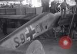 Image of Messerschmidt 110 Downey California USA, 1941, second 9 stock footage video 65675028542